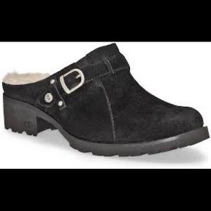 UGG Lila Shoes - Black - Womens -Ugg Shoes & Clogs